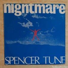 Discos de vinilo: NIGHTMARE - SPENCER TUNE - THE EVIL MAGGOT'S REVENGE - 1988 - LP VINILO A ESTRENAR SIN USO. Lote 150564564