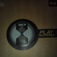 Discos de vinilo: DJ HAL THE SEARCHING EP. Lote 150567606