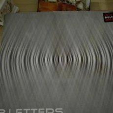 Discos de vinilo: 8 LETTERS HOLMES IVES FEAT AVALON FRONT. Lote 150569018