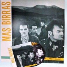 Discos de vinilo: VINILO + CD MAS BIRRAS AL ESTE DEL MONCAYO ROCKABILLY ZARAGOZA ROCK AND ROLL. Lote 173890538