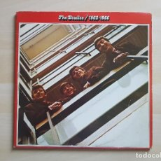 Discos de vinilo: THE BEATLES - 1962 - 1966 - LP - VINILO - EMI - 1973. Lote 150579110