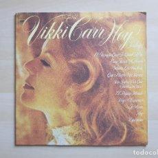 Discos de vinilo: VIKKI CARR - HOY - LP - VINILO - CBS - 1975. Lote 150579390