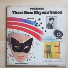 Discos de vinilo: PAUL SIMON - THERE GOES RHYMIN´ SIMON - LP - VINILO - CBS - 1973. Lote 150579746