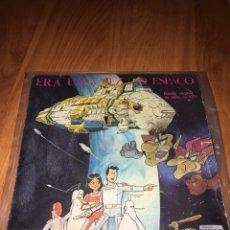 Discos de vinilo: ERASE UNA VEZ EL ESPACIO VINIL MUY RARO PORTUGAL . Lote 150583766