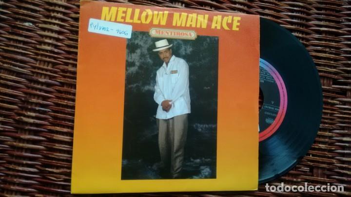 SINGLE (VINILO) DE MELLOW MAN ICE AÑOS 90 (Música - Discos - Singles Vinilo - Rap / Hip Hop)
