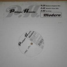 Discos de vinilo: PHILIPPE ANSELM MODERN . Lote 150625574