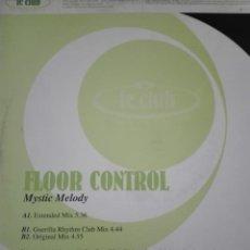 Discos de vinilo: FLOOR CONTROL MYSTIC MELODY. Lote 150634314