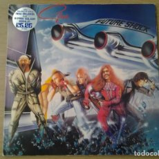 Discos de vinilo: IAN GILLAN BAND -FUTURE SHOCK - LP VIRGIN ED. ORIGINAL INGLESA VK2196 1981 GATEFOLD SLEEVE. Lote 150634326