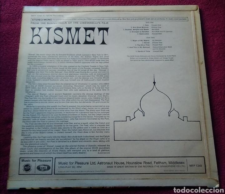 Discos de vinilo: Disco Lp kismet - Foto 3 - 150638320