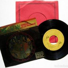 Discos de vinilo: THE 5TH DIMENSION - AQUARIUS / LET THE SUNSHINE - SINGLE BELL 1973 JAPAN (EDICIÓN JAPONESA) BPY. Lote 150638658