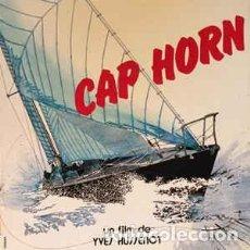 Discos de vinilo: CLÉMENT GOURAND - CAP HORN (SOLSTICE – SOL. I A B 7'', EP) PERFECTO!. Lote 150639002