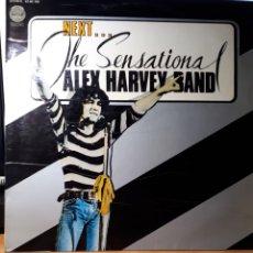 Discos de vinilo: THE SENSATIONAL ÀLEX HARVEY BAND -NEXT. Lote 150646305