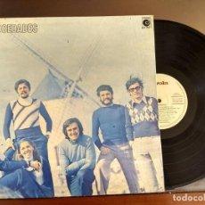Discos de vinilo: LP MOCEDADES - MOCEDADES - NOVOLA 1973. Lote 150652274