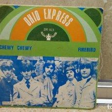 Discos de vinilo: VINILO, SINGLE OHIO EXPRES EDICION ESPAÑOLA 1968.. Lote 175446565