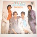Discos de vinilo: SINGLE HAKAYS. AUTÉNTICO. AÚN NO ES TARDE. PHILIPS 1987 SPAIN (PROBADO Y BIEN, SEMINUEVO). Lote 150675810