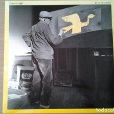 Discos de vinilo: SUPERTRAMP - FREE AS A BIRD- LP AM RECORDS 1987 ED. ESPAÑOLA 395 181 EN MUY BUENAS CONDICIONES.. Lote 150680338