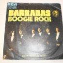 Discos de vinilo: SINGLE BARRABÁS. BOOGIE ROCK. MR MONEY RCA 1973 SPAIN (DISCO PROBADO Y BIEN). Lote 150680530