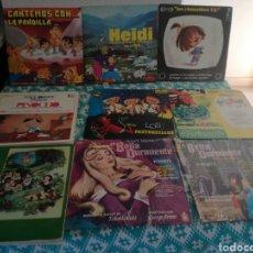 Discos de vinilo: DISCOS INFANTILES. Lote 150732673