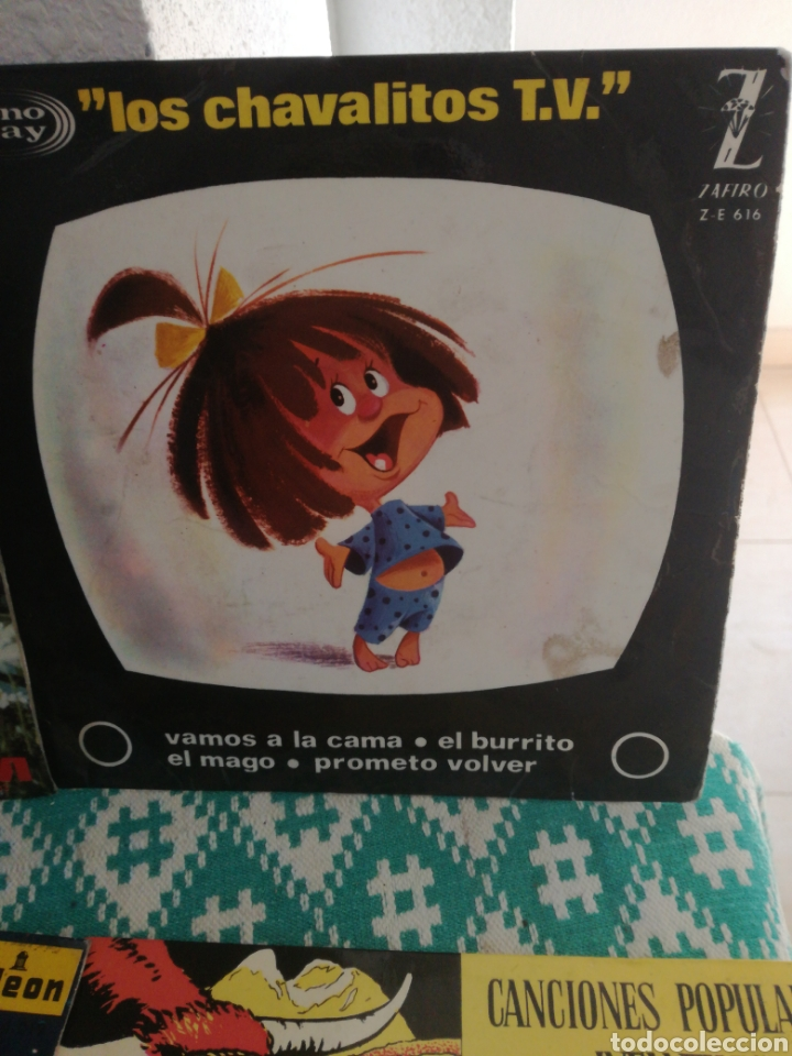 Discos de vinilo: DISCOS INFANTILES - Foto 4 - 150732673