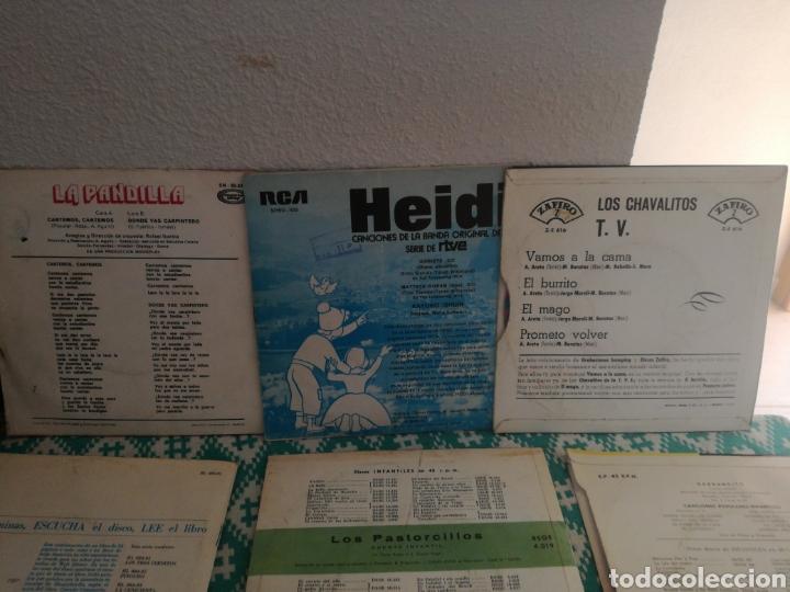 Discos de vinilo: DISCOS INFANTILES - Foto 7 - 150732673