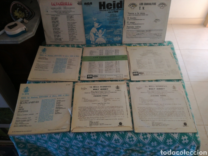 Discos de vinilo: DISCOS INFANTILES - Foto 9 - 150732673