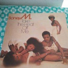 Discos de vinilo: DISCO BONY M. Lote 150735448