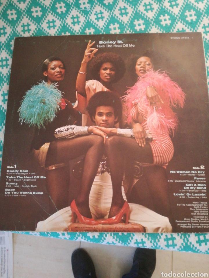 Discos de vinilo: DISCO BONY M - Foto 2 - 150735448