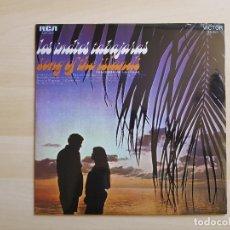 Discos de vinilo: LOS INDIOS TABAJARAS - SONG OF THE ISLANDS - LP - VINILO - RCA - VICTOR - 1969. Lote 150737890