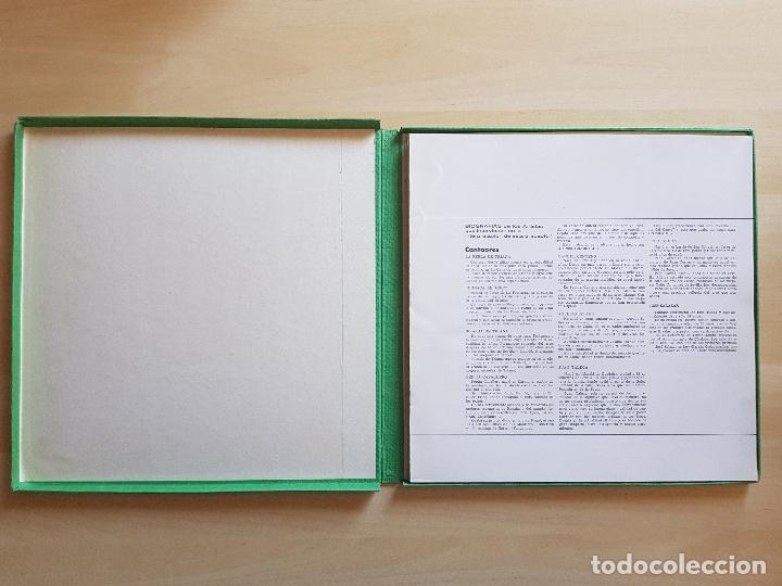 Discos de vinilo: ANTOLOGÍA DEL CANTE FLAMENCO Y CANTE GITANO - LP - TRIPLE VINILO - COLUMBIA - 1977 - Foto 6 - 150743730