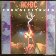 Discos de vinilo: AC/DC THUNDERSTRUCK / FIRE YOUR GUNS SG ED. EUROPEA 1990. Lote 150753506