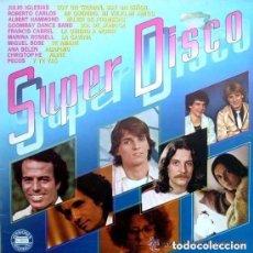 Discos de vinilo: SUPERDISCO - RECOPILACION - LP CBS SPAIN 1980. Lote 150761390