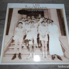 Discos de vinilo: LOS INHUMANOS - LAS CHICAS NO TIENEN PILILA. Lote 150763658