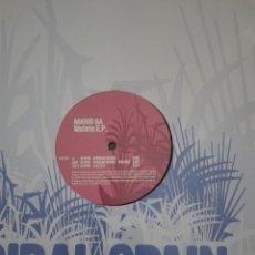 Discos de vinilo: MARIO 8A MULATO EP AFRICAN DRUMS. Lote 150776866