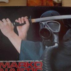 Discos de vinilo: MARKO NASTIC THE RETURN OF EVILDICK NINJA EP. Lote 150777038