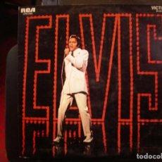 Discos de vinilo: ELVIS- PROGRAMA ESPECIAL DE TV EN LA NBC. LP.. Lote 150780358