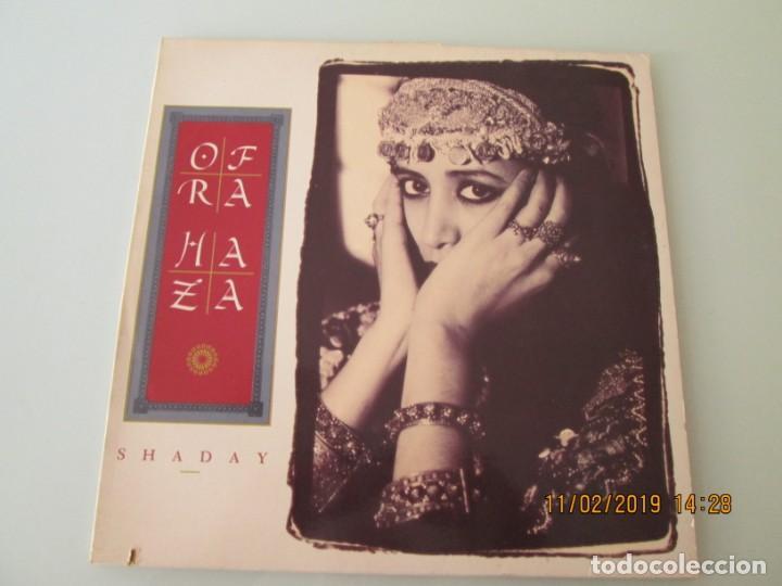 OFRA HAZA ?– SHADAY (Música - Discos - LP Vinilo - Étnicas y Músicas del Mundo)