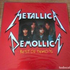 Discos de vinilo: METALLICA -DEMOLLICA. Lote 150786754