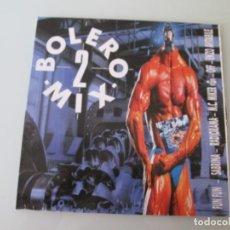 Discos de vinilo: BOLERO MIX 2. Lote 150789442