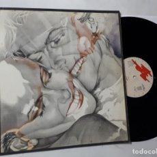 Discos de vinilo: MAXI DISCO VINILO 12'' DERRIBOS ARIAS A FLÚOR PRIMERA EDICION DE 1982. Lote 150791090