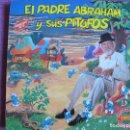Discos de vinilo: LP - EL PADRE ABRAHAM Y SUS PITUFOS - MISMO TITULO (SPAIN, PDI 1991). Lote 150795202