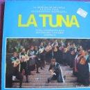 Discos de vinilo: LP - LA TUNA - ESCUELA TECNICA SUPERIOR DE INGENIEROS DE CAMINOS, CANALES Y PUERTOS DE MADRID. Lote 150795570