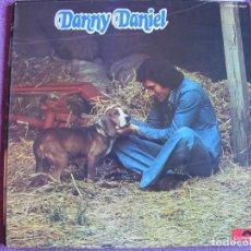 Discos de vinilo: LP - DANNY DANIEL - MISMO TITULO (SPAIN, POLYDOR 1974). Lote 150796234
