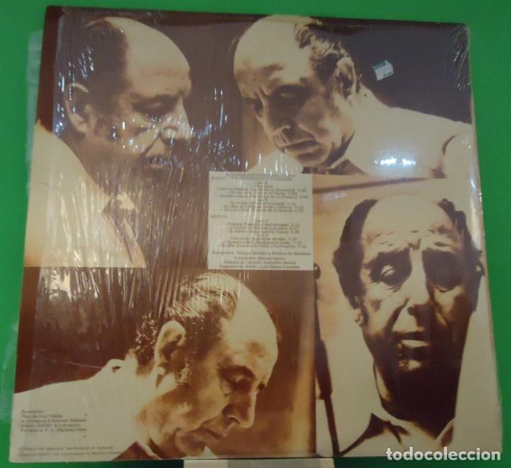 Discos de vinilo: LP Antonio Mairena – Esquema Historico Del Cante Por Seguiriyas Y Soleares 2LP - Foto 2 - 150798394