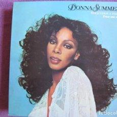 Discos de vinilo: LP - DONNA SUMMER - ONCE UPON A TIME (DOBLE DISCO, SPAIN, CASABLANCA RECORDS 1977). Lote 150806750