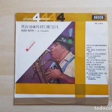 Discos de vinilo: PERCUSIÓN HECHICERA - RUDI BOHN Y SU ORQUESTA - LP - VINILO - DECCA - 1966. Lote 150808186