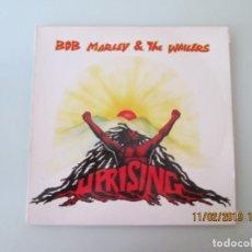 Discos de vinilo: BOB MARLEY & THE WAILERS – UPRISING. Lote 150808518