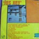 Discos de vinilo: LP - LOS XEY - MISMO TITULO (SPAIN, DISCOS ZAFIRO 1970). Lote 150811346