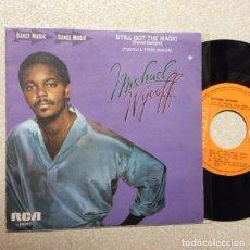 Discos de vinilo: MICHAEL WYCOFF STILL GOT THE MAGIC + 1 SINGLE RCA 1982. Lote 150815702