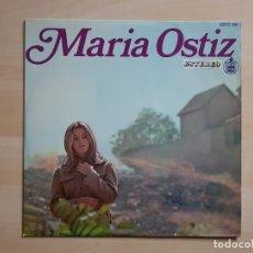 Discos de vinilo: MARIA OSTIZ - LP - VINILO - HISPAVOX - 1968. Lote 150823994