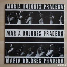 Discos de vinilo: MARIA DOLORES PRADERA - LP - VINILO - ZAFIRO - 1983. Lote 150832358